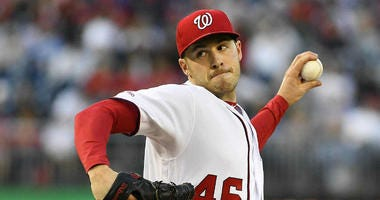 Scherzer: People don't appreciate how deceptive Patrick Corbin is