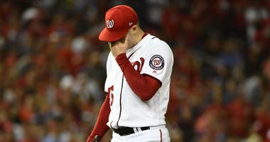 Nats' use of aces in relief backfires, big time