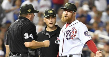 Sean Doolittle noticed Joe Maddon didn't follow through with that protest