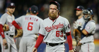 Sean Doolittle admits heavy workload contributed to lapse in mechanics