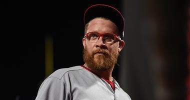Nats fortunate for off-day prior to pivotal series against Mets