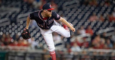 Sean Doolittle not ready to relinquish Nationals closer role