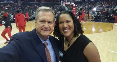 Wizards losing Steve Buckhantz is a dagger