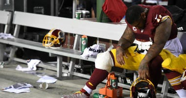 Trent Williams Opens Up: No Reason to Stay Silent Anymore