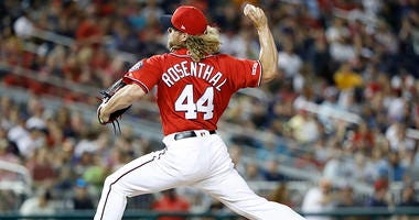 Trevor Rosenthal makes it back to big leagues with Tigers