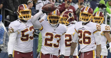 Redskins seriously considered DeAngelo Hall to coach DBs
