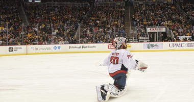 Capitals Goaltender Braden Holtby says he won't go to the White House.