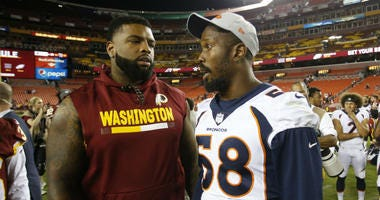 Redskins and Trent Williams on path for nasty divorce?