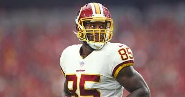 Redskins tight end Vernon Davis is D.C. through and through.