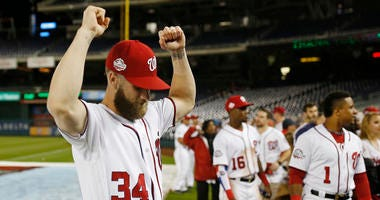 Chris Russell: Did Nats make Bryce Harper last-minute offer?