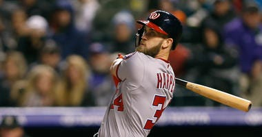 Bryce Harper meeting 'unidentified team' in Las Vegas