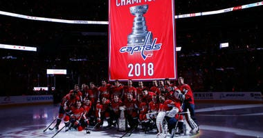 Washington Capitals are out of the playoffs, but memories of Stanley Cup memories will not fade.