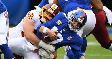 Washington Redskins sign Matt Ioannidis to a 3-year contract extension.