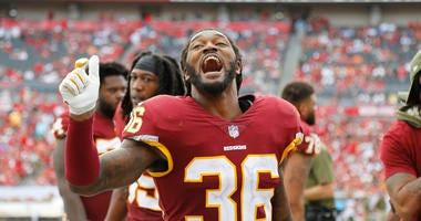 Redskins release D.J. Swearinger
