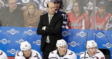 Todd Reirden 'waited too long' to discipline under-performing Capitals