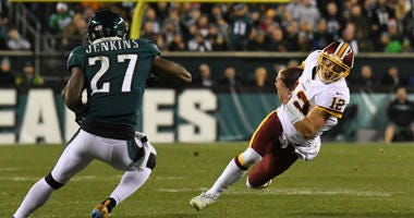 Redskins medical staff again the focus after latest Colt McCoy injury delay.