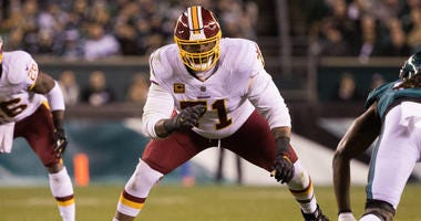 With Trent Williams Redskins failed to 'kiss his ass'
