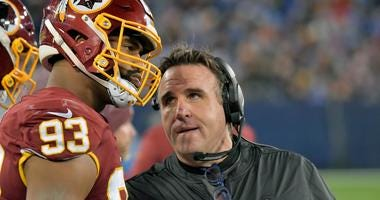 Redskins' Tomsula, Callahan could follow Ben Kotwica out the door