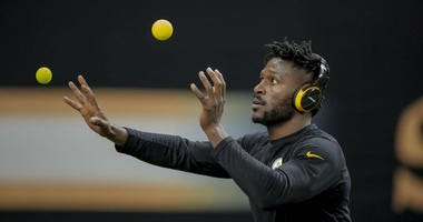 Are the Redskins interested in trading for Steelers wide receiver Antonio Brown?