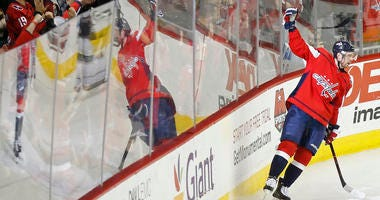 Kuznetsov has been 'dazzling' since the All-Star break