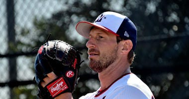Nationals pitcher Max Scherzer thinks something is rotten at heart of baseball.