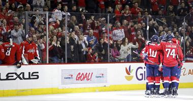 Caps fans, players brimming with enthusiasm: 'It's the best time of the year'