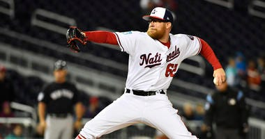 Beset by family emergency, Sean Doolittle abruptly changes jersey number