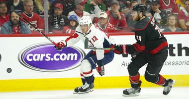 Capitals need more offense vs. Hurricanes. Where will it come from?