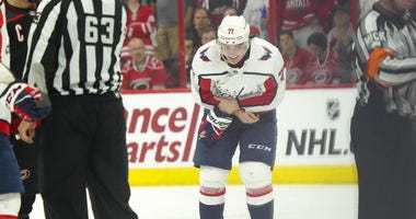 Alex Ovechkin says Capitals need a sense of urgency in their game.