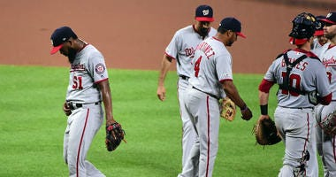Nationals bullpen blunders continue ahead of crucial series vs. the Braves.