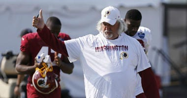 Rob Ryan shows Redskins do old-school tackling drill