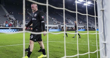 Reports: Wayne Rooney may soon leave D.C. United for a return to English Premier League.