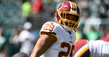 Derrius Guice undergoes knee surgery on torn meniscus