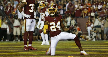 Josh Norman has warning for 'fair weather' Redskins fans