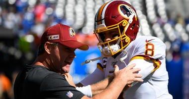 Jay Gruden: Redskins don't have plan at quarterback