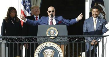 Nationals don't deserve shaming for White House visit