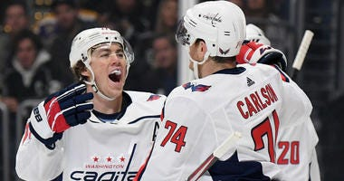 Lars Eller says Capitals still have 'another level'