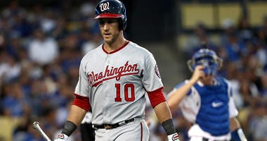 Nationals open NLDS with a thud