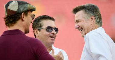 Did an outside group have to tell Redskins owner Dan Snyder to fire Bruce Allen?