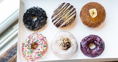 District Doughnut offers Harper the deal of a lifetime