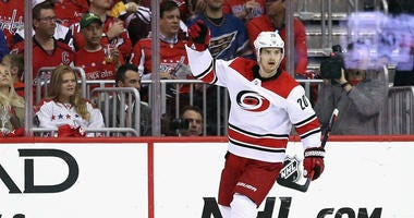 Game 7: Hurricanes come to life in second period