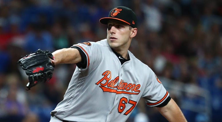 Orioles ace John Means set to lead by example