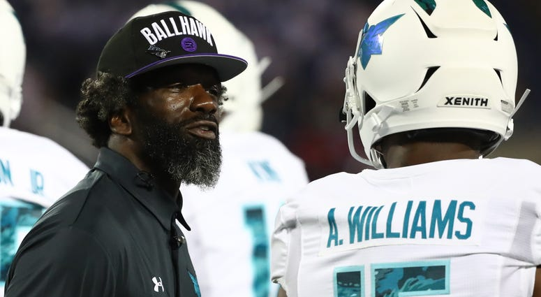 Ravens HOFer Ed Reed will return to Miami as Chief of Staff