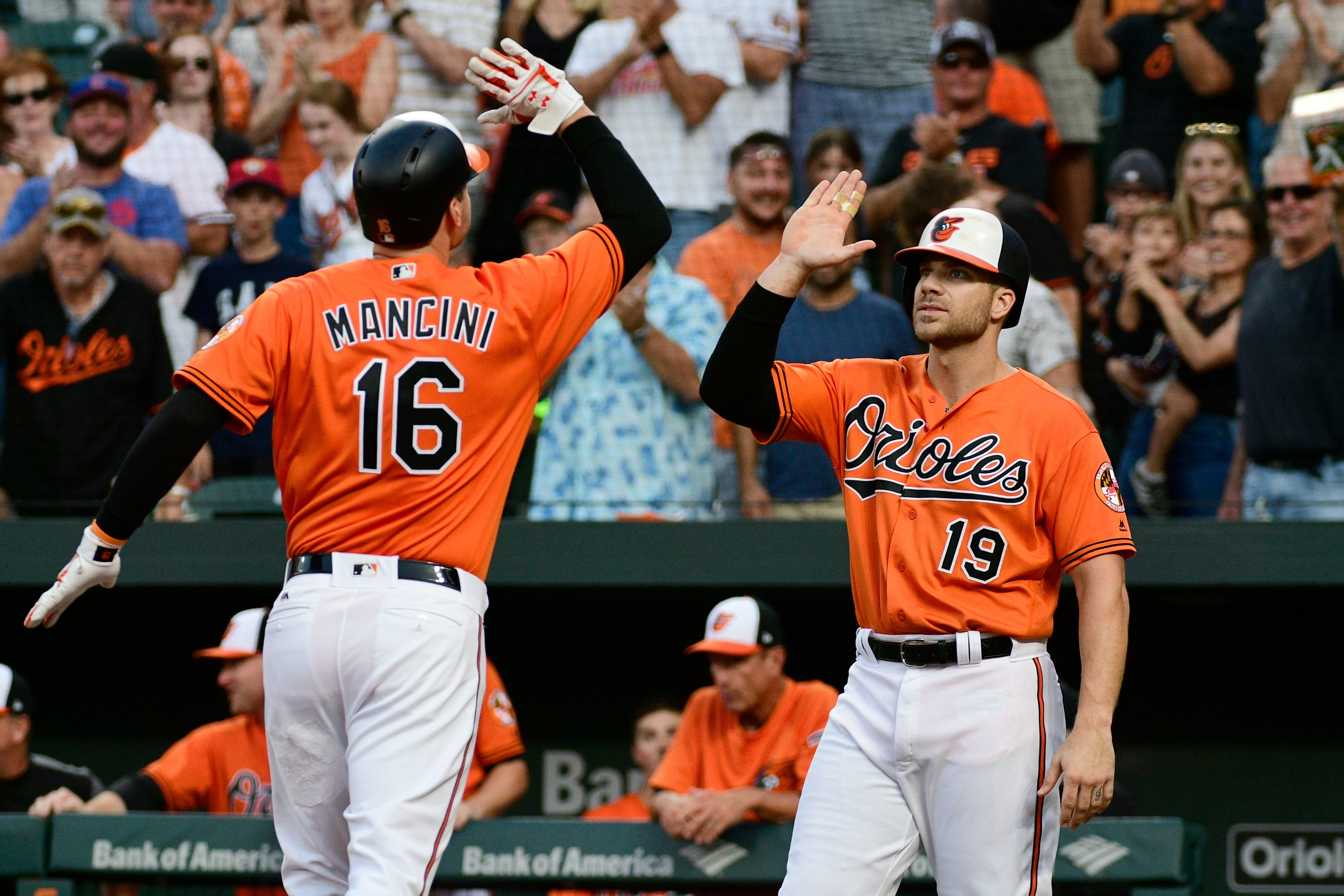 089f2504f Trey Mancini joins MLB Network to talk hitting approach and mentions our  beloved Mo Gaba