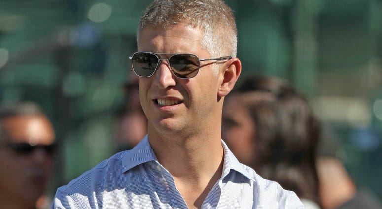 Orioles GM Mike Elias Watches From Afar