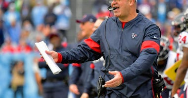 Bill OBrien on the sideline