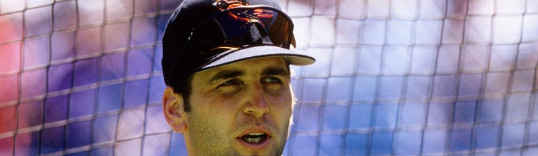 Bill Ripken during his playing days with the Orioles