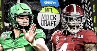 2020 NFL Mock Draft: 6 Wide Receivers Headline First Round