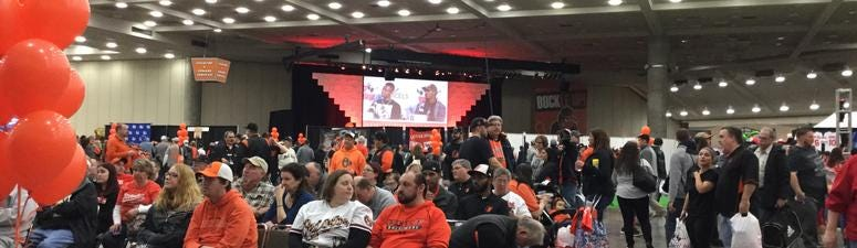 No Orioles Fan Fest in 2020, Os Looking For Other Ways to Connect Fans With Players