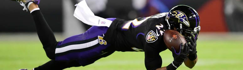 Jimmy Smith Out for 'Multiple Weeks' With Grade 2 MCL Sprain